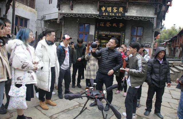 我校电影电视学院、上海市网络视听行业协会《